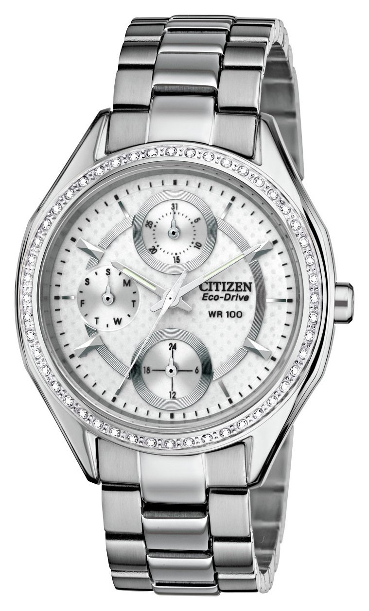 Citizen Ladies' Multi Dial Stone Set Bracelet Watch