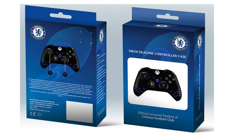 Buy Official Chelsea Silicone Xbox One Controller Case Xbox One Accessories Argos
