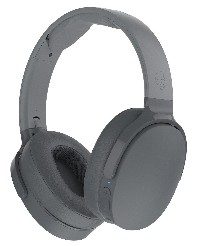 Skullcandy Hesh 3 Wireless Over-Ear Headphones - Grey