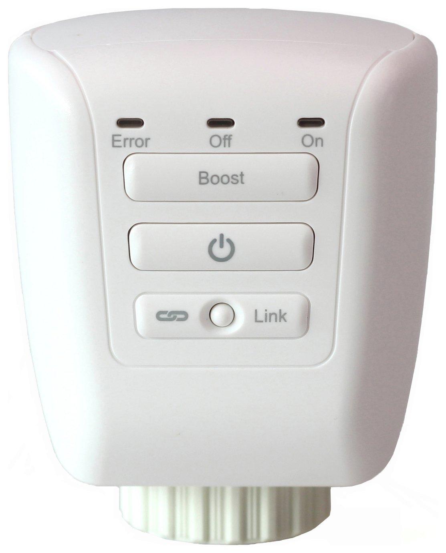 Lightwave RF Smart Heating Radiator Valve - White