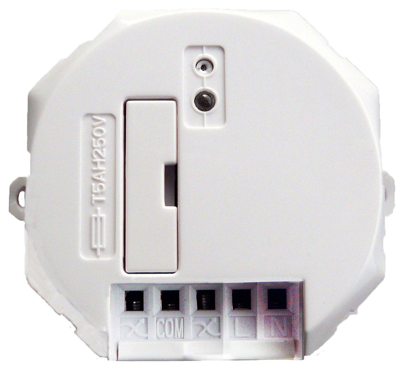 Lightwave RF 500W  Inline Relay - White