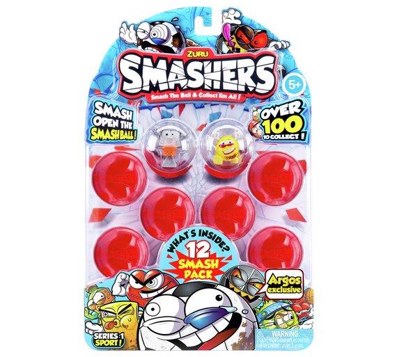 Smashers Series 2 Gross Sludge Bus Playset Montreal