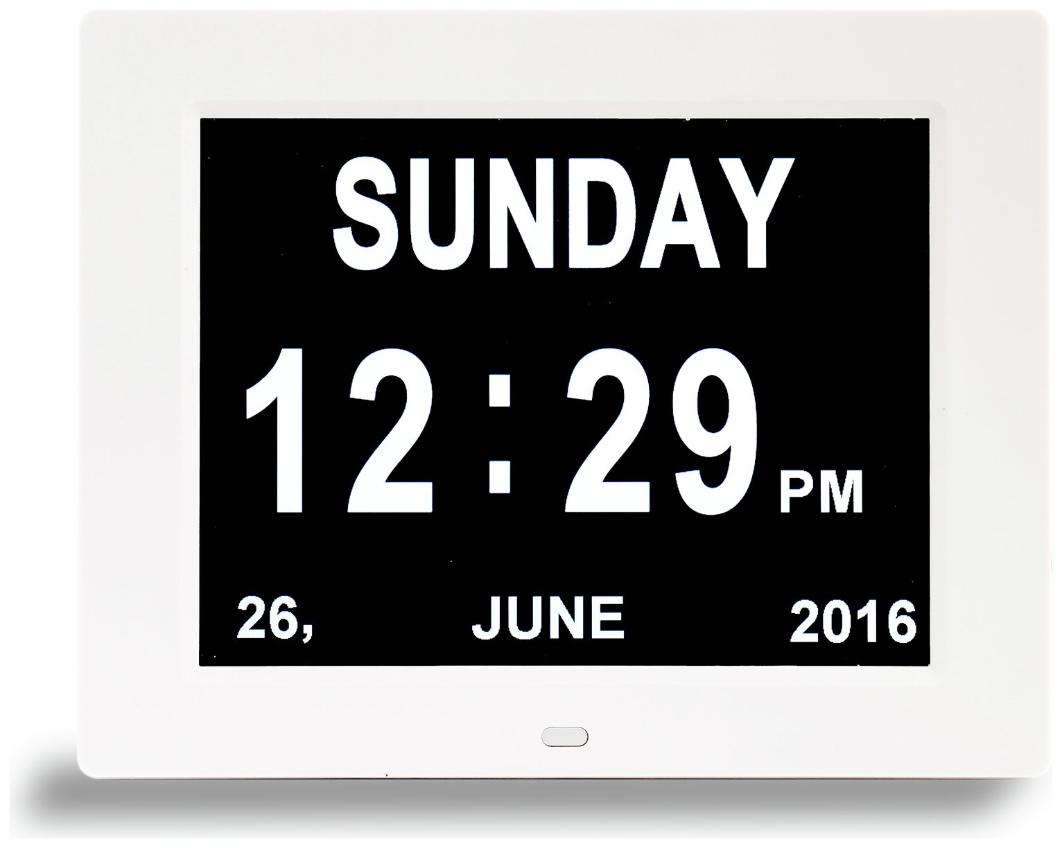 2-in-1 Dementia Clock
