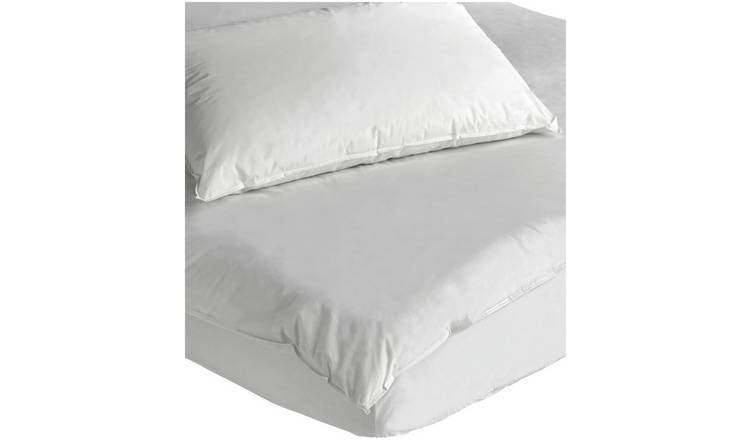 Argos Home Waterproof Bedding Set - Single