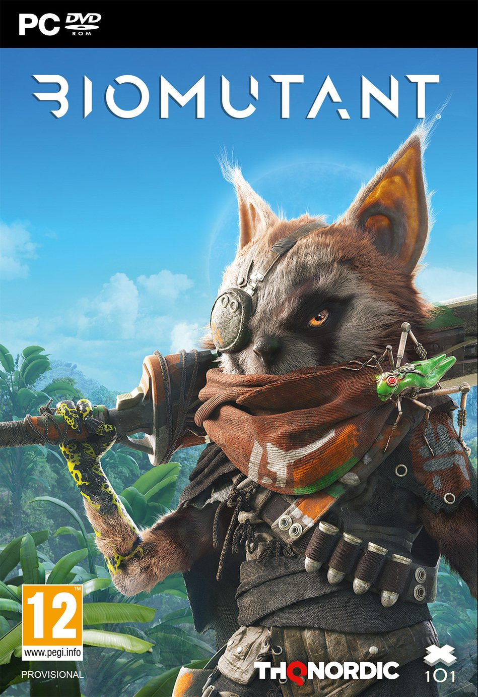 Image of Biomutant PC Game