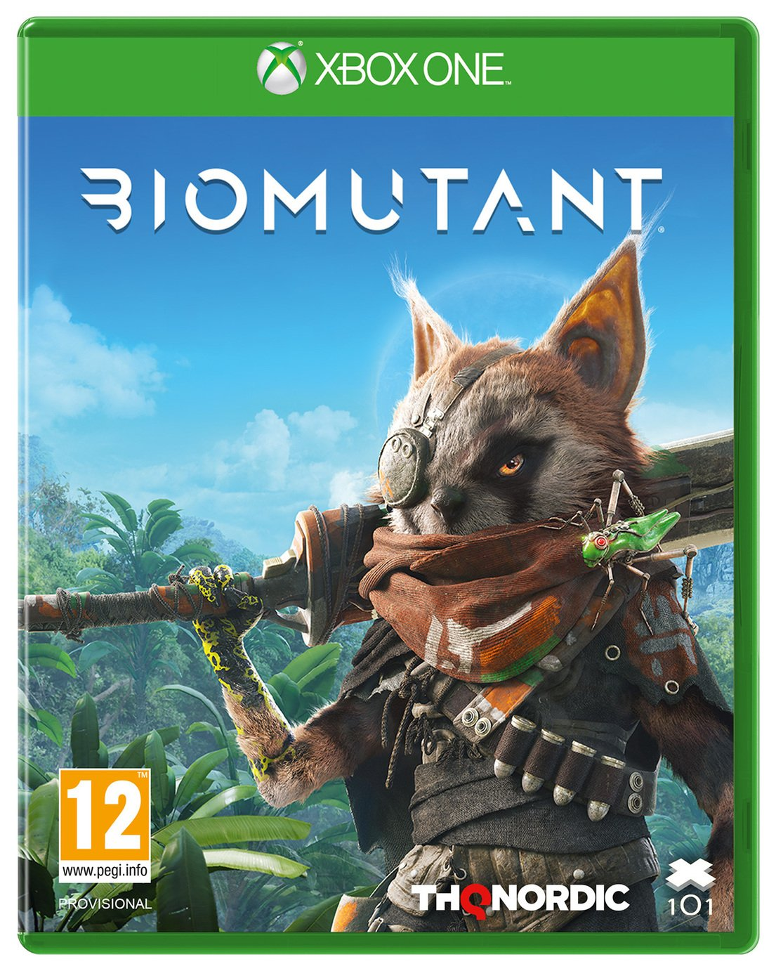 Image of Biomutant Xbox One Game