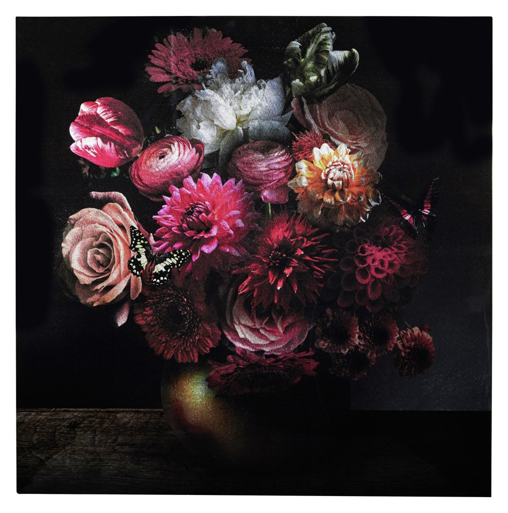 Image of Arthouse Alchemy of Orient Bouquet Wall Art