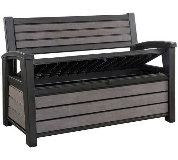 Review Of Keter Brushwood Storage Bench