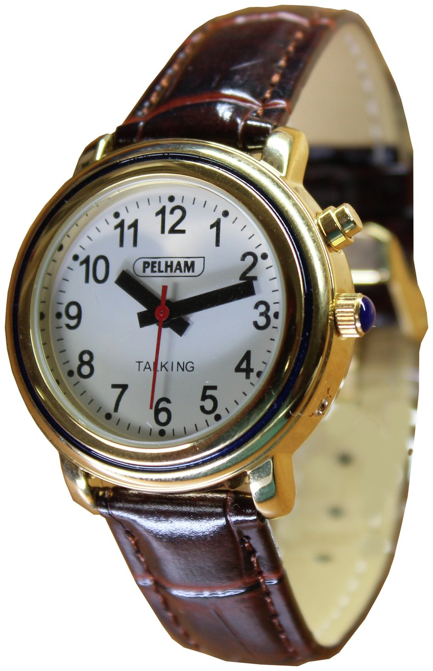 Pelham Small Analogue Talking Watch