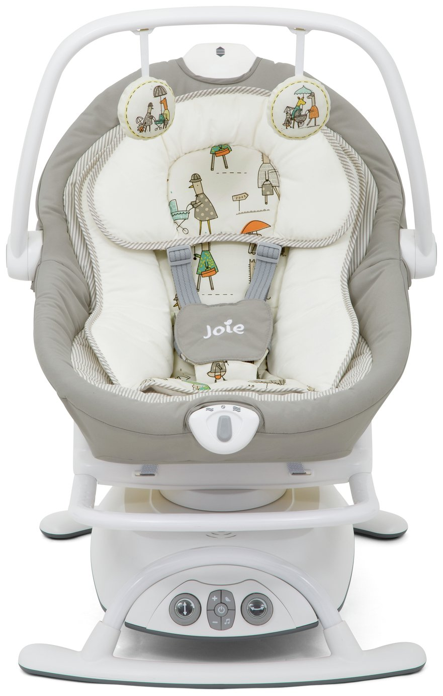Joie Sansa Lounger - In The Rain Best Price, Cheapest Prices