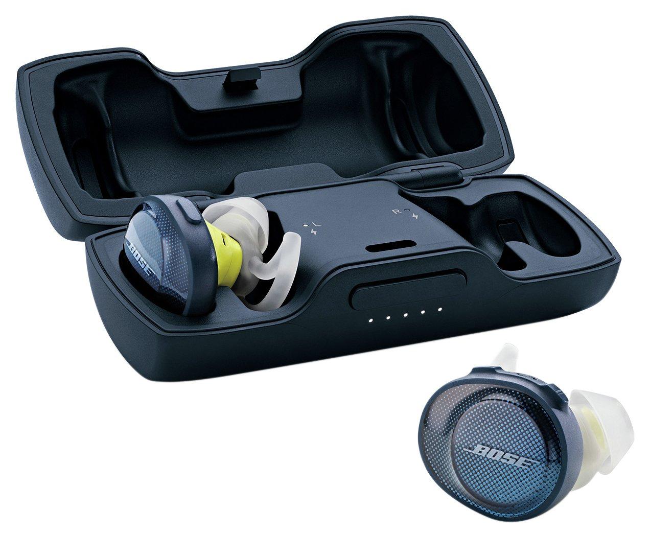 Bose SoundSport Free Wireless In-Ear Headphones - Blue