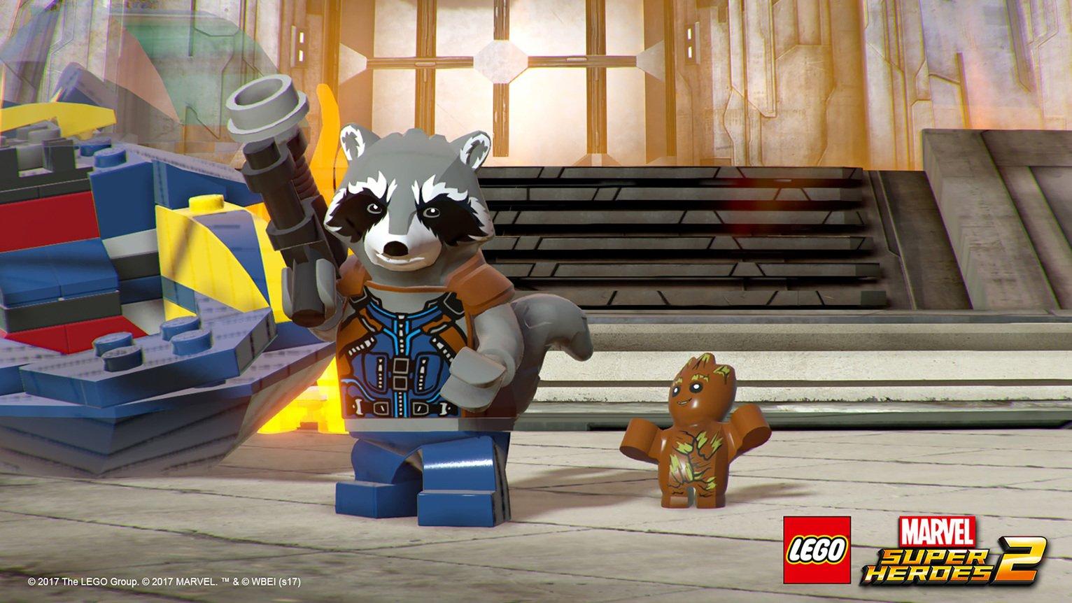 Buy Lego Marvel Super Heroes 2 Deluxe Edition Switch | Nintendo ...