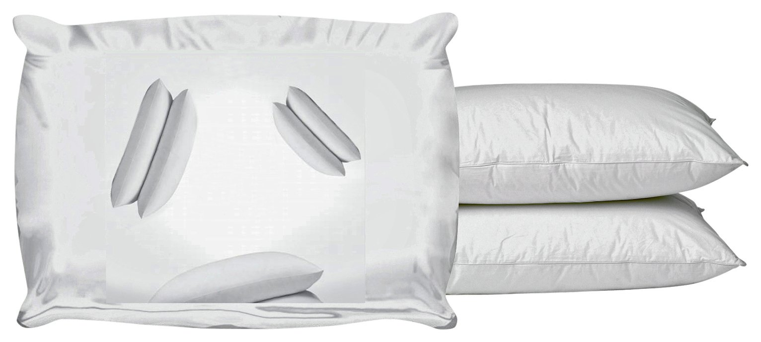 Image of Collection Duck Feather Pair of Pillows