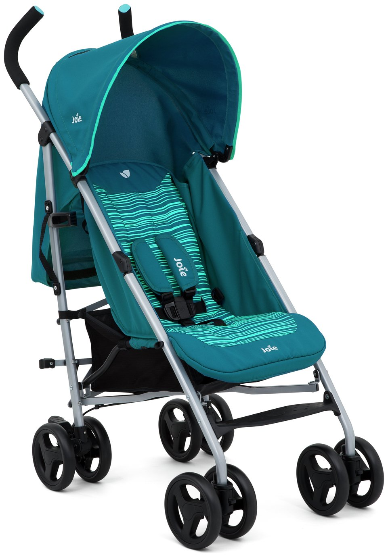 Joie Nitro Stroller - Blue Skewed Lines