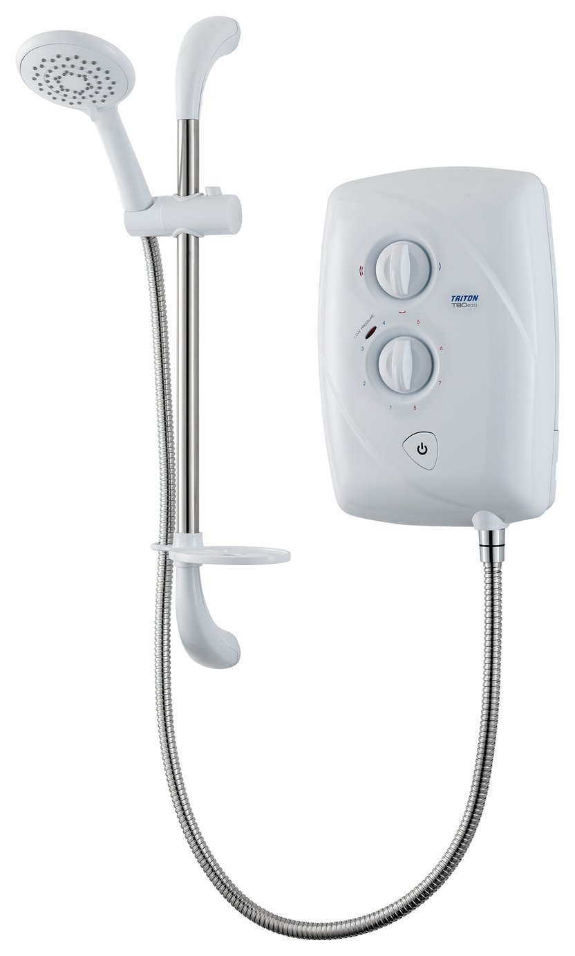 Triton T80Easi-Fit 10.5 kW Electric Shower