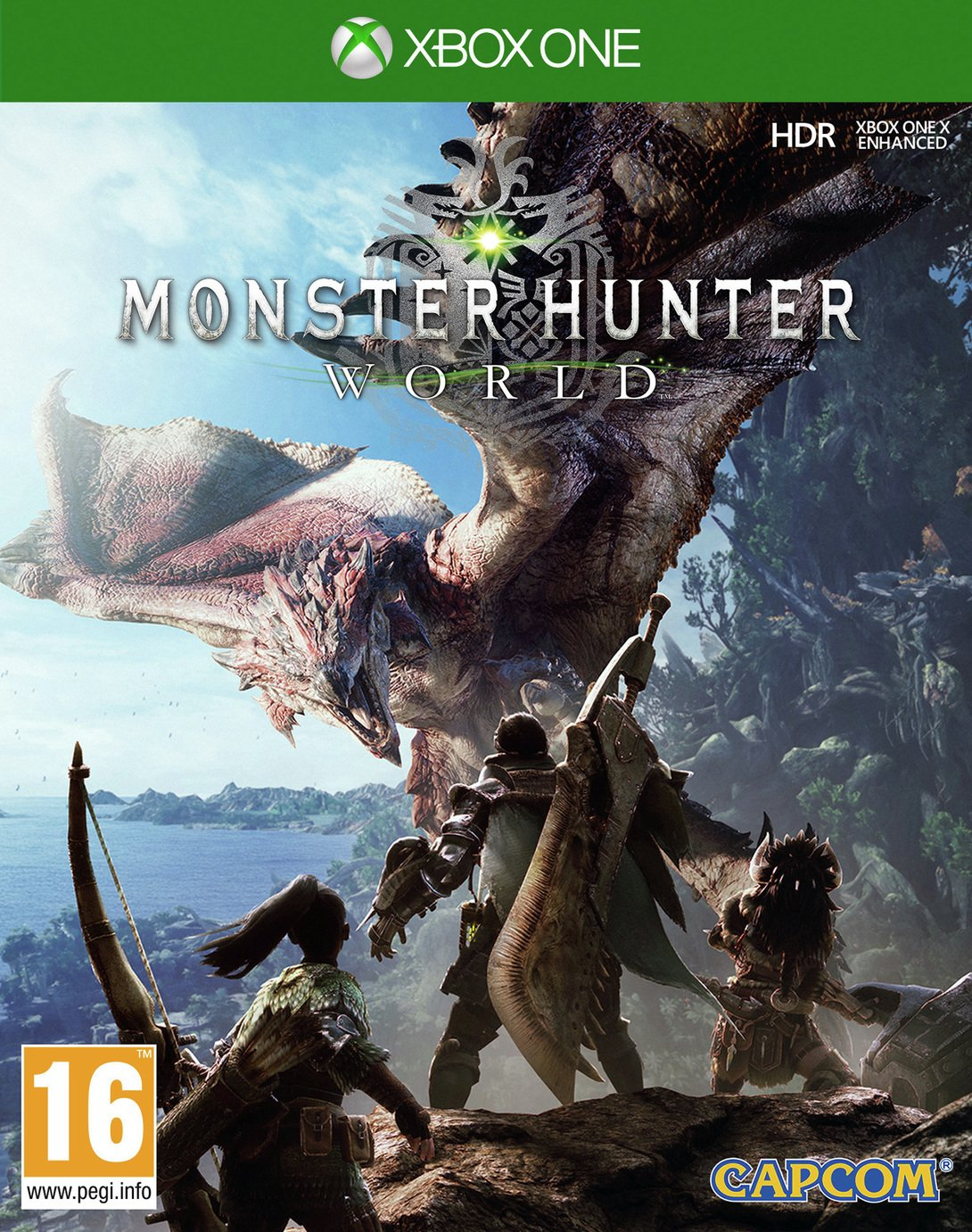 Monster Hunter: World Xbox One Game