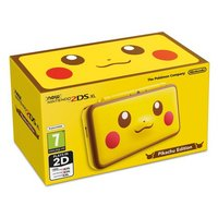 New Nintendo 2DS XL Pikachu Edition Console