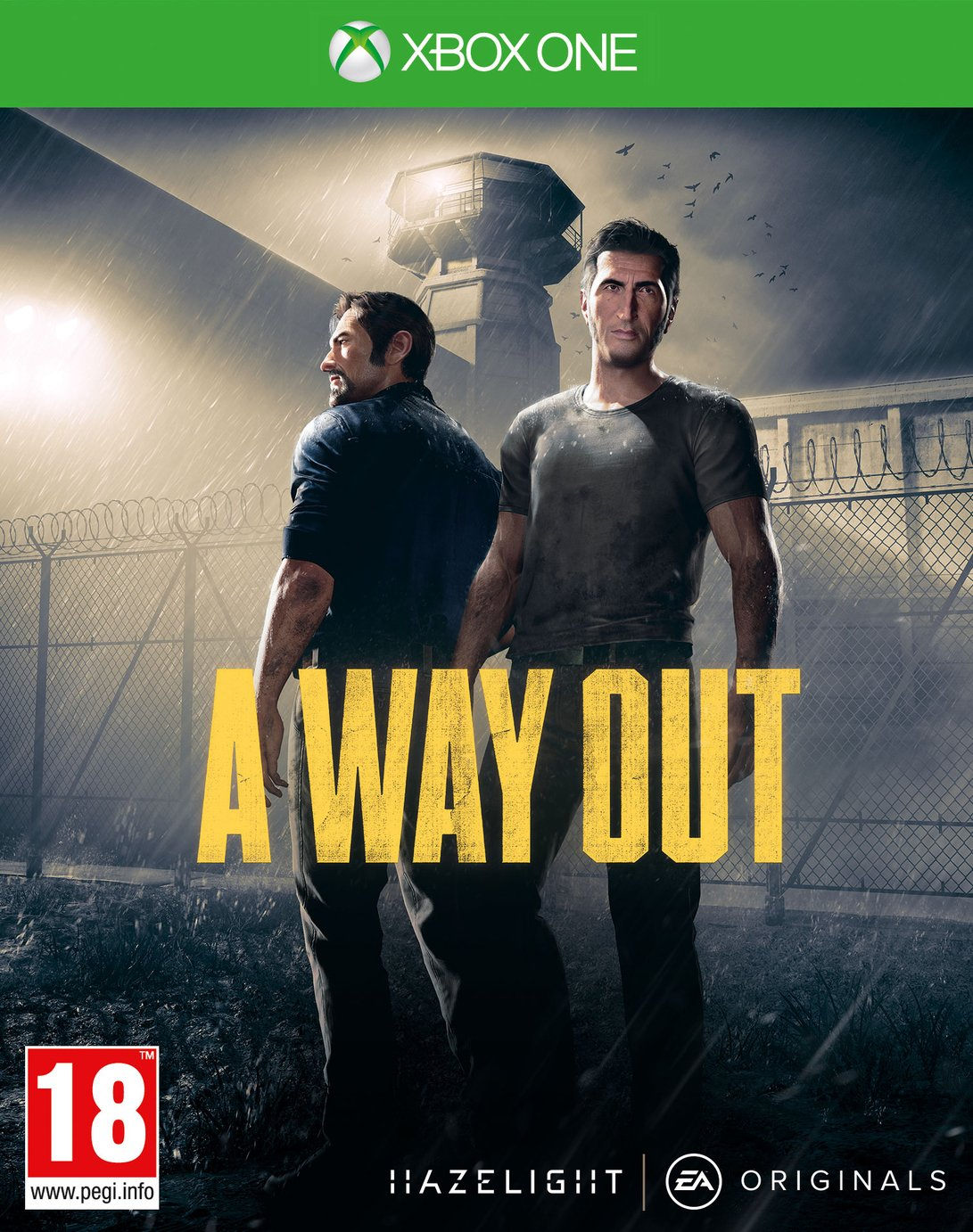 Image of A Way Out Xbox One Game