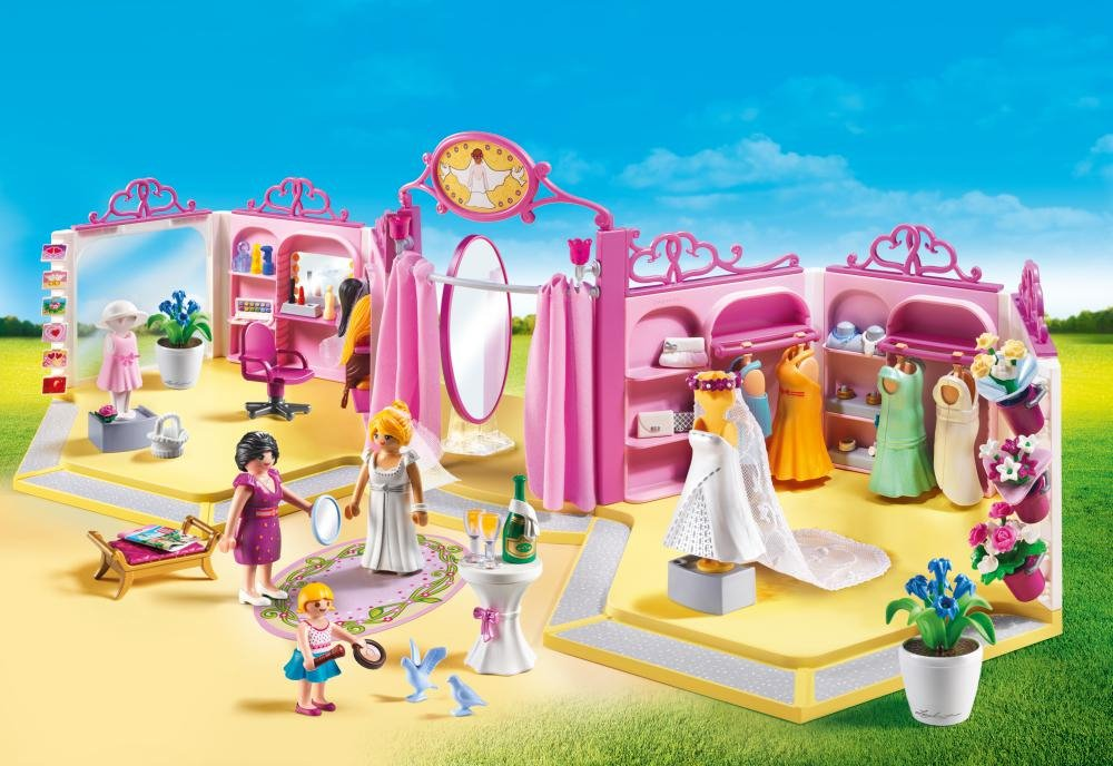 Playmobil 9226 City Life Bridal Shop