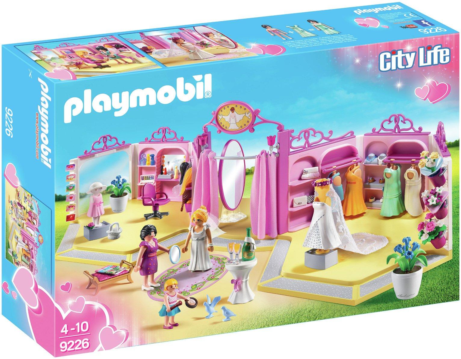 Playmobil 9226 City Life Bridal Shop