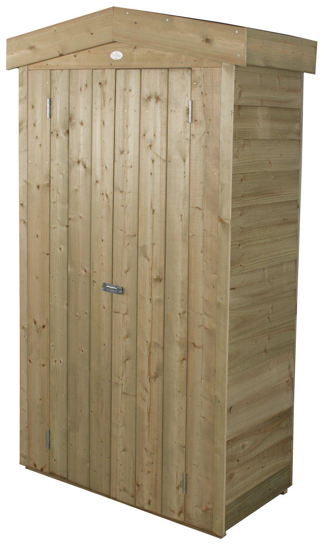 Forest Apex Tall Garden Store - 750 Litre