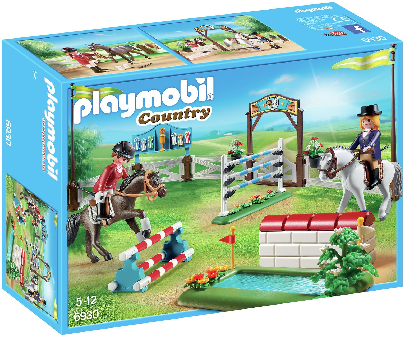 Playmobil 6930 Country Horse Show