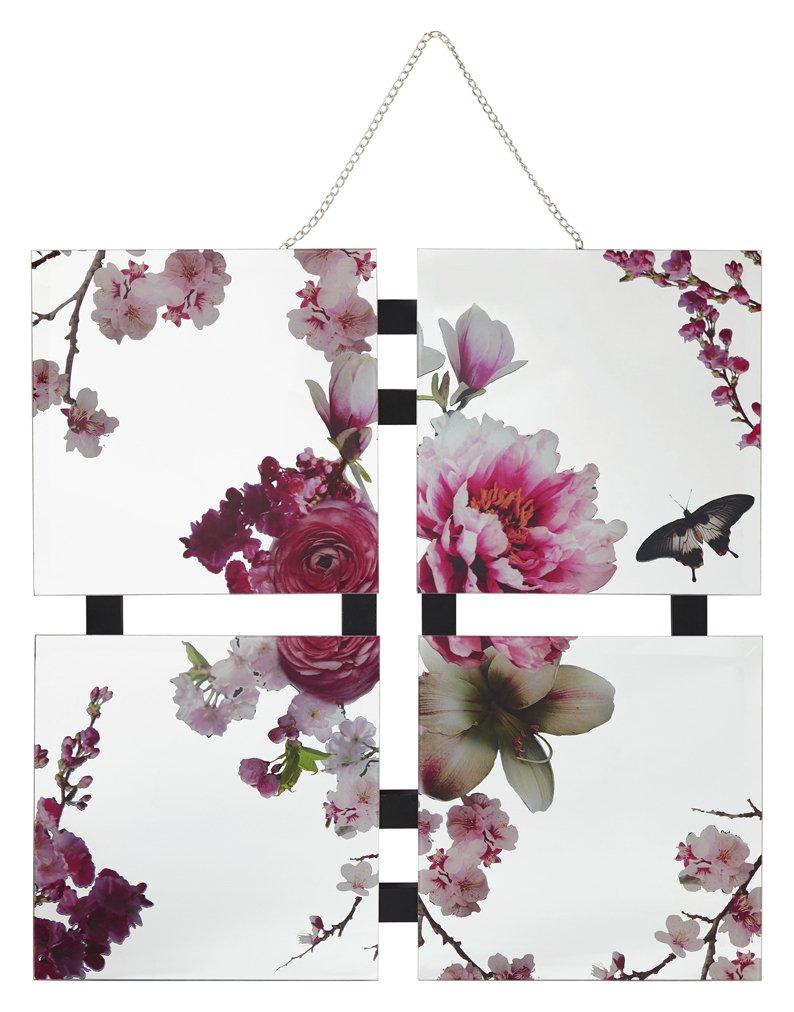 Arthouse Momoka Wall Mirror - Pink