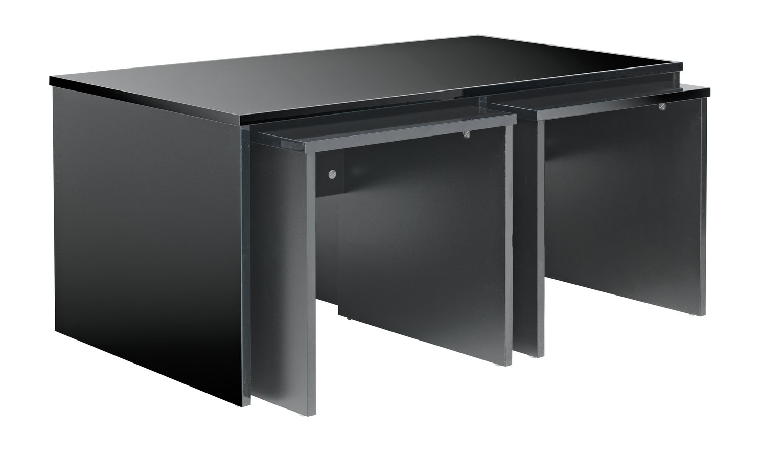Argos Home Hayward Large Table and Two Small Tables