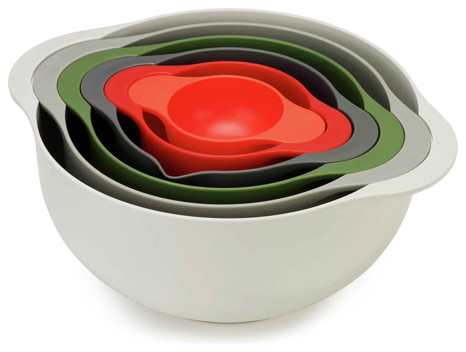 Image of Joseph Joseph Duo 6 Piece Bowl Set
