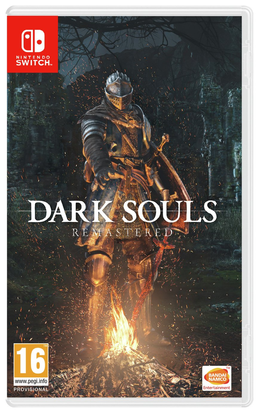 Image of Dark Souls Remastered Pre-Order Nintendo Switch Game