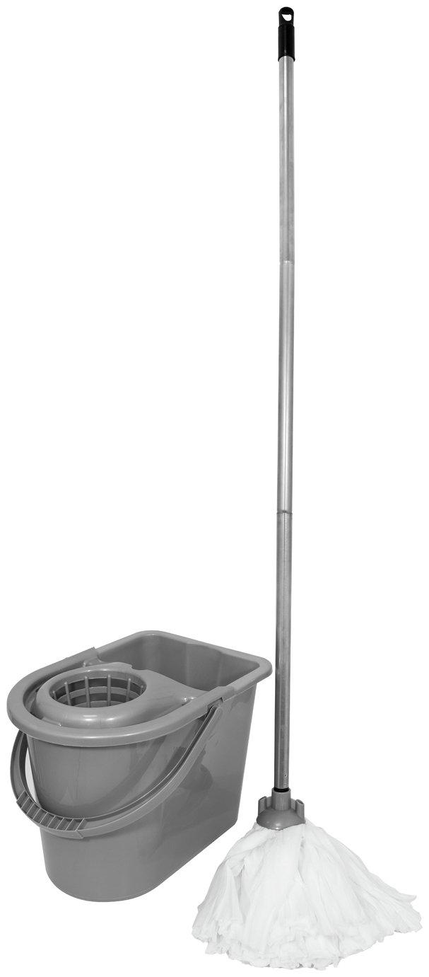 Image of Bentley 14 Litre Mop and Bucket Set