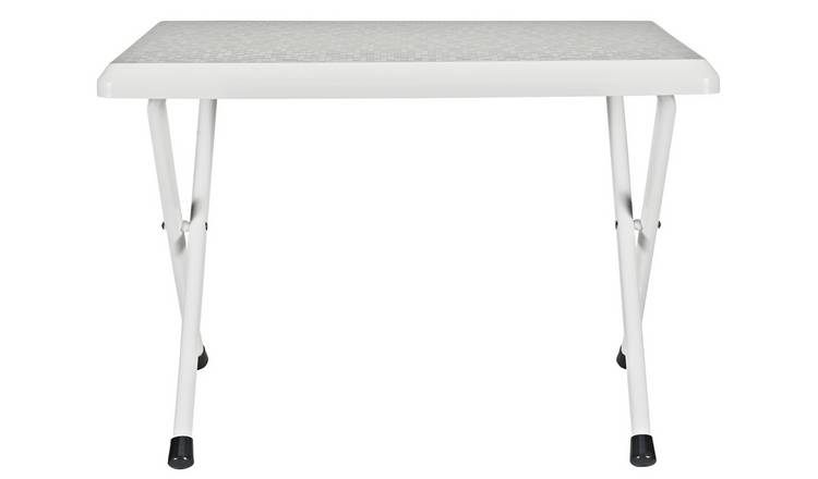 Bica Low Folding Steel Camping Table