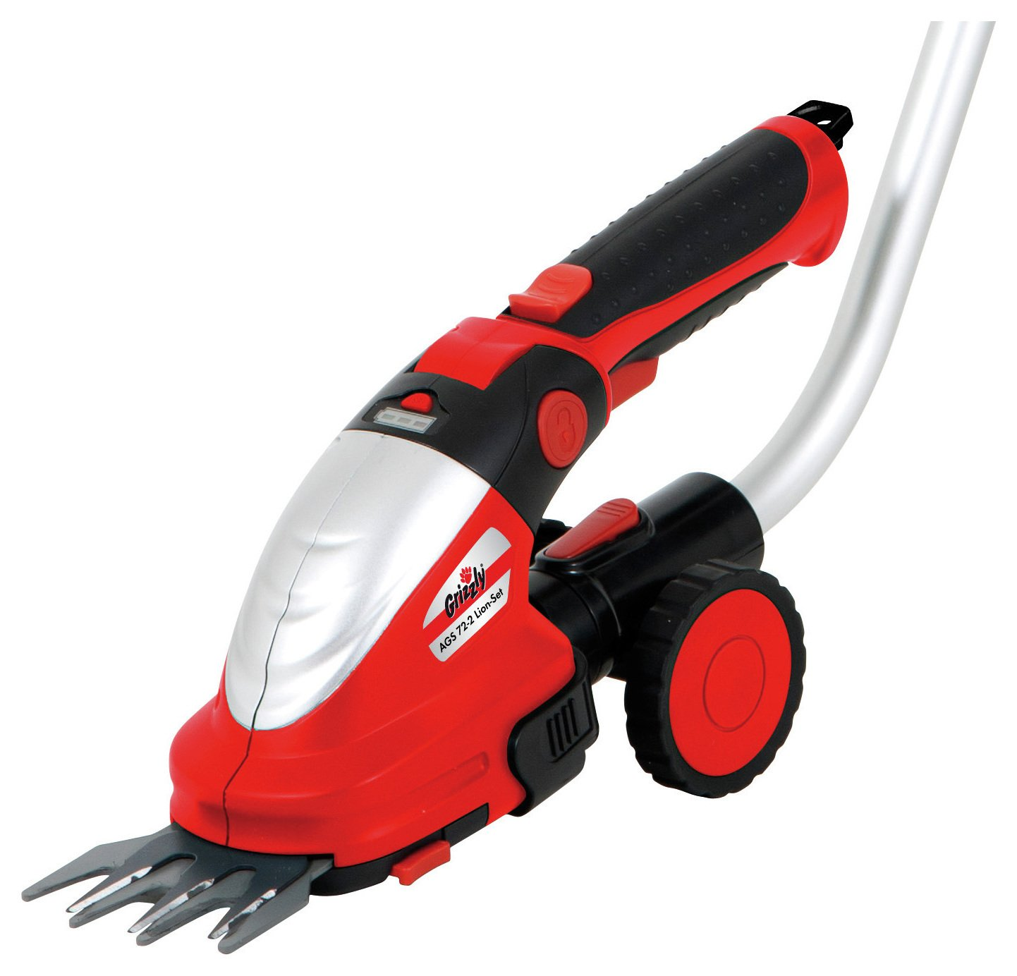 Image of Grizzly Tools Grass and Shrub Trimmer with 1.3Ah Battery