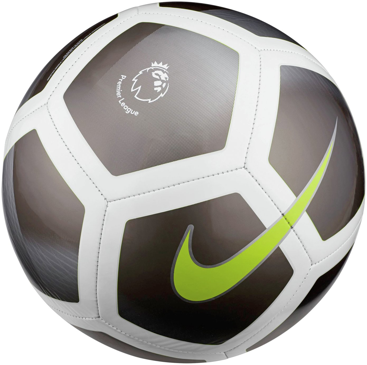 Nike Premier League Pitch Football - Black