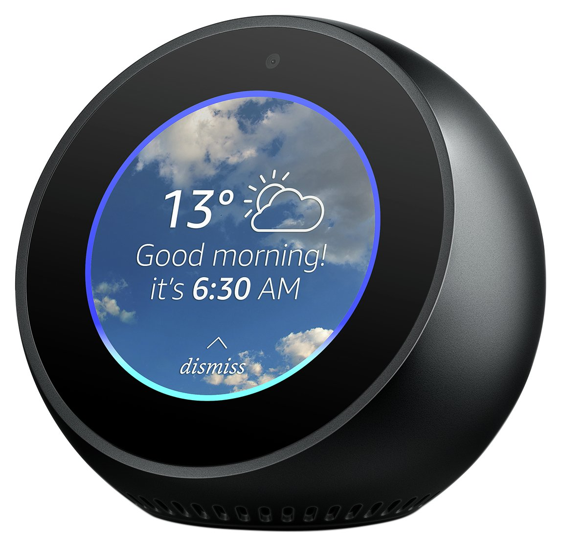 Image of Amazon Echo Spot - Black
