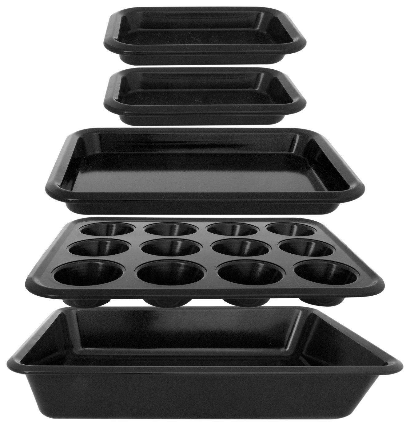 Sainsbury's Home 5 Piece Bakeware Set