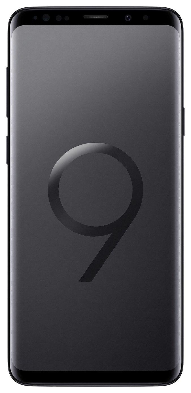 Samsung Sim Free Samsung Galaxy S9+ 128GB Mobile - Midnight Black