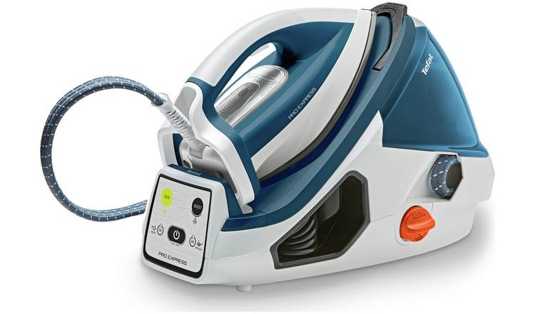 Tefal GV7830 Pro Express High Pressure Steam Generator Iron
