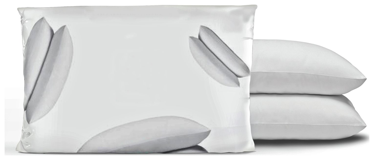 Image of Collection Anti-Allergy Pair of Pillows