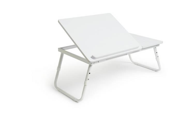 Argos Home Portable Laptop Tray   White803/9451 by Argos