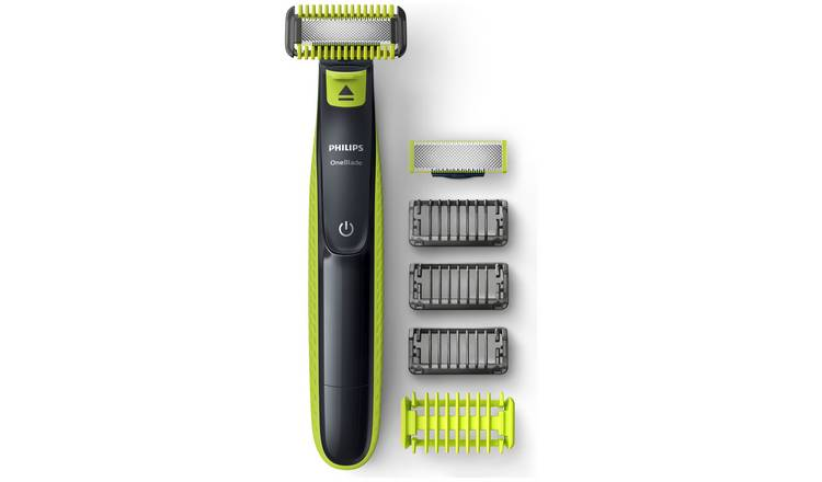 Philips Oneblade Hybrid Trimmer for Face and Body QP2620/25