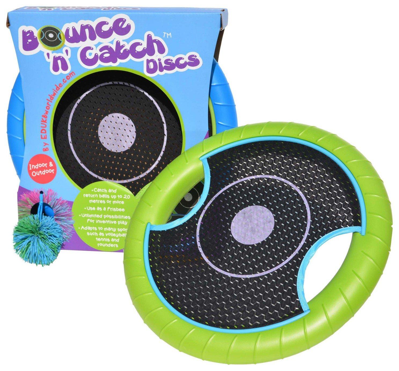 EDUK8 Bounce 'N' Catch Discs