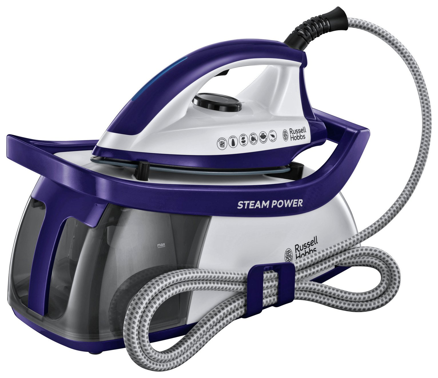 Russell Hobbs 24440 Steam Power Steam Generator Iron