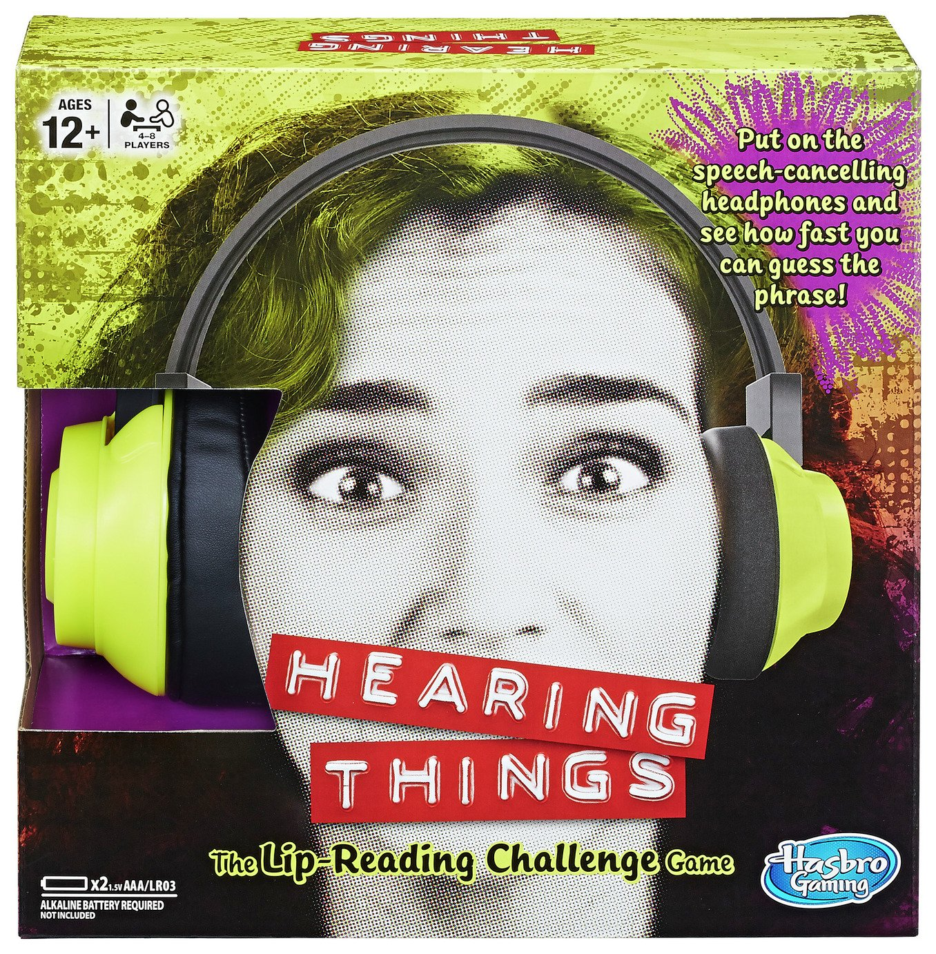 Hearing Things Game from Hasbro Gaming