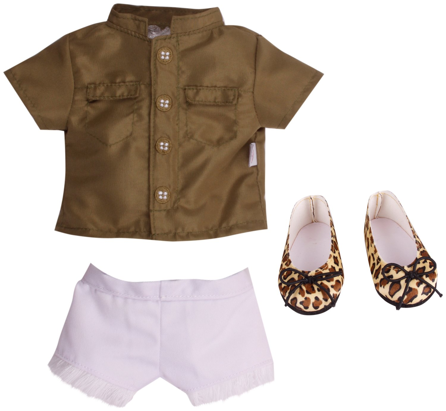 Chad Valley Designafriend Safari Adventure Outfit