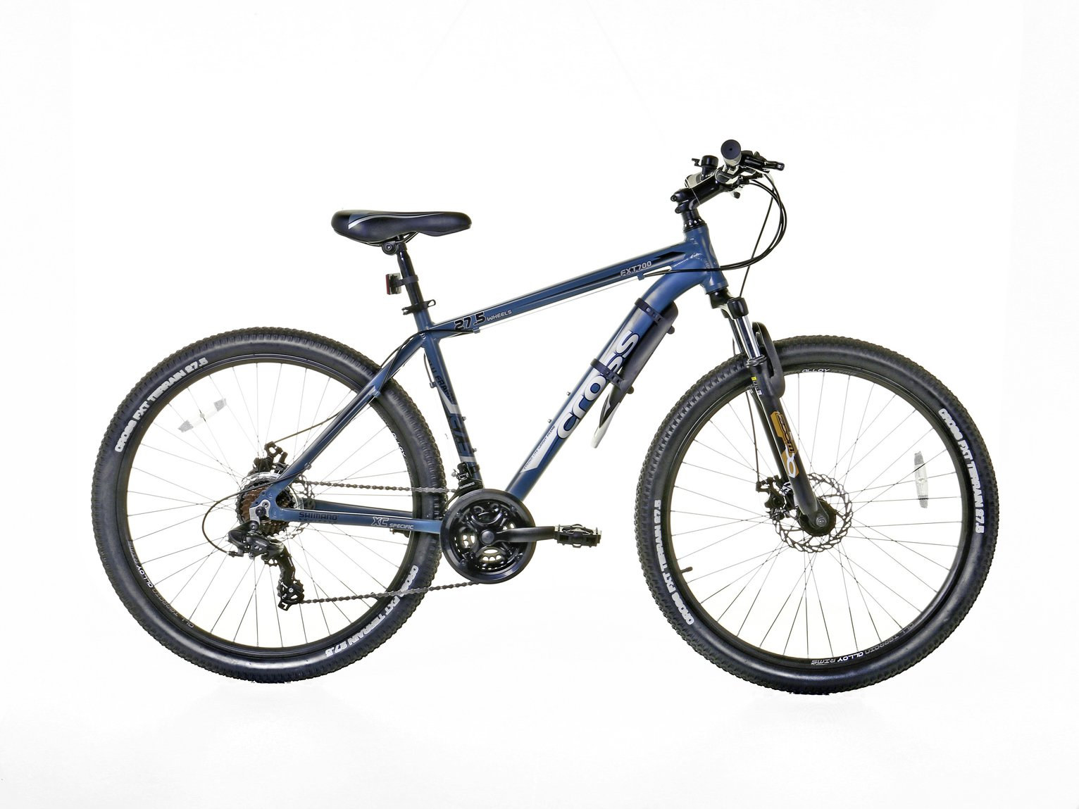 Image of Cross FXT700 Front Suspension 27.5 Inch Mountain Bike
