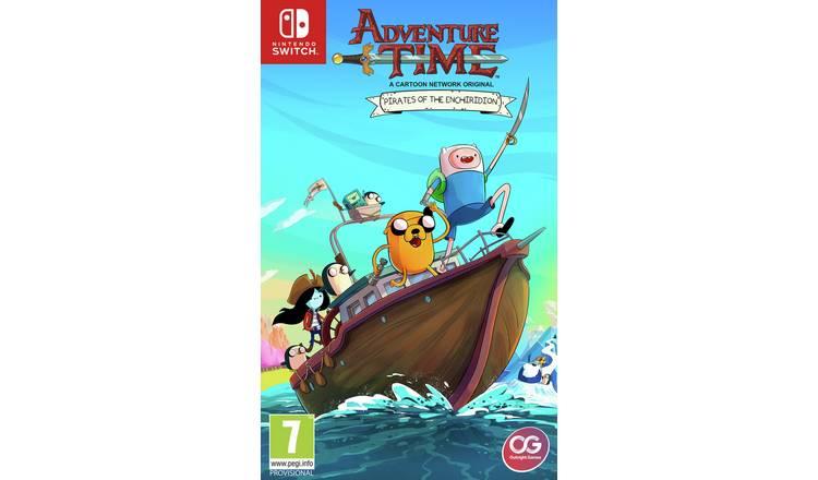Buy Adventure Time Pirates of Enchiridion Switch Game | Nintendo Switch  games | Argos