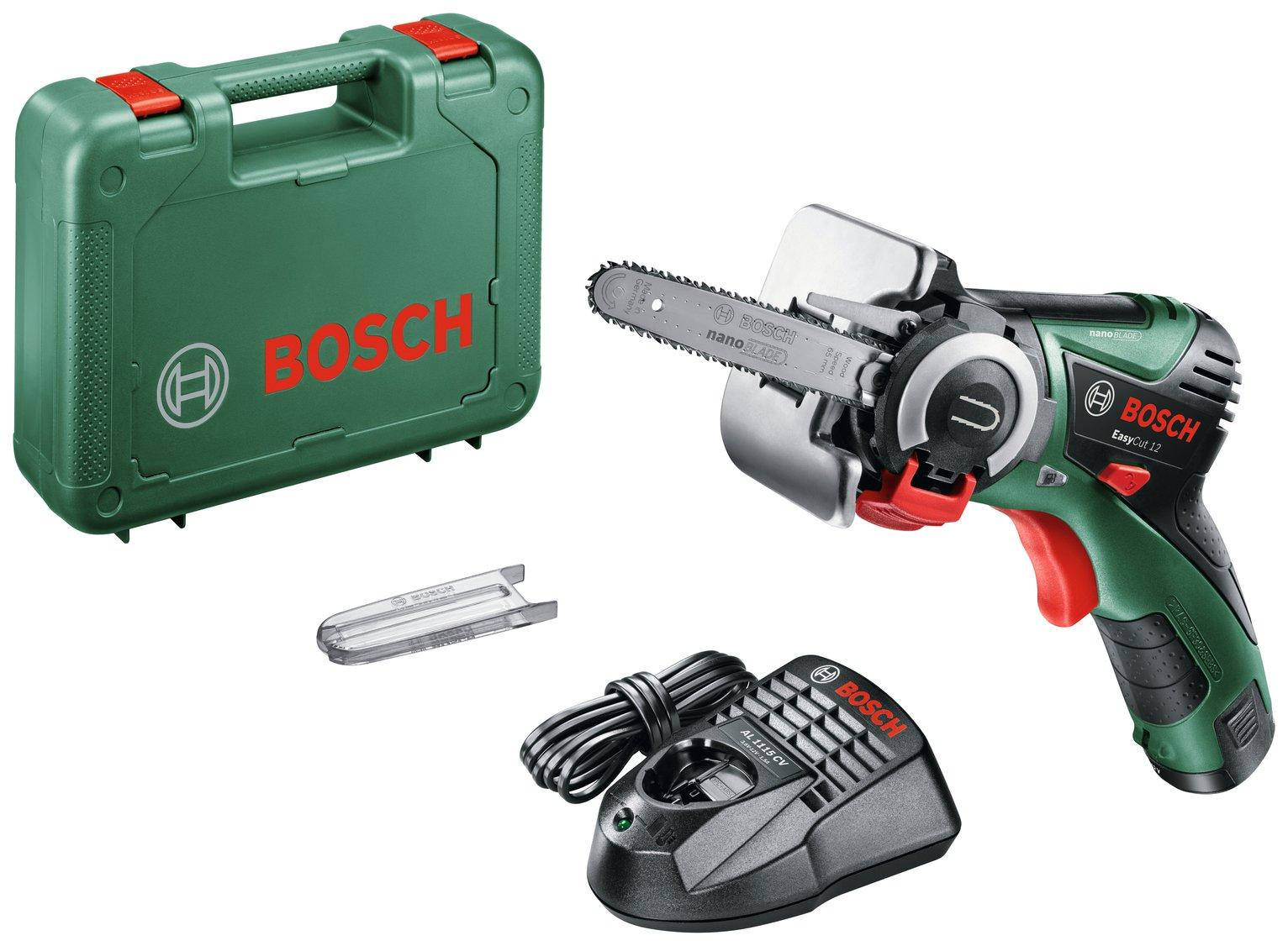 Bosch EasyCut 12 Cordless Garden Saw - 12V