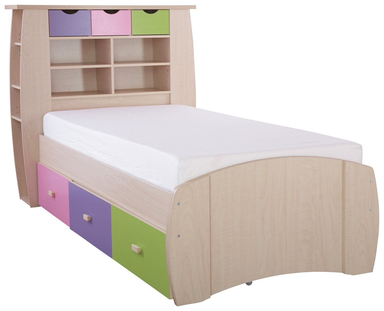 Image of GFW Sydney Cabin Bed - Pink