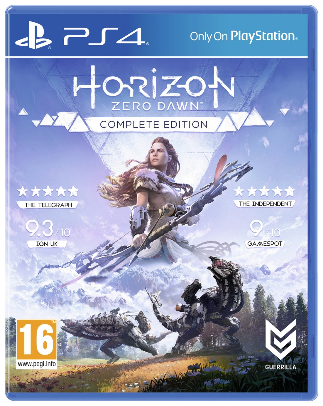 Horizon Zero Dawn: Complete Edition PS4 Game